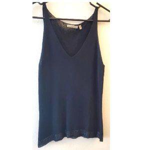 Anne Klein Knit Cami Tank Top Size M